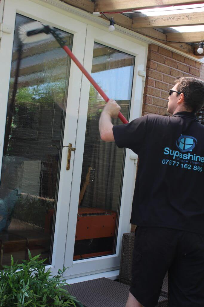 Water Fed Pole Window Cleaning What Are The Advantages