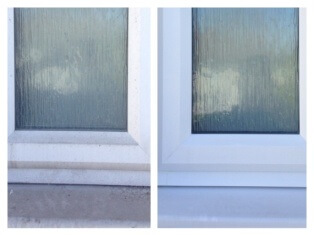uPVC cleaning in Wolverhampton